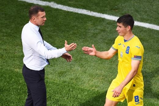Украина — Австрия. Прогноз: Шевченко и Малиновский перепишут историю украинского футбола