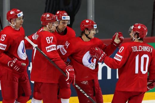 Наши будут биться за первое место в группе на ЧМ! Швейцария — Россия. LIVE