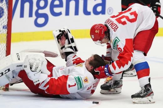 Баффало наоборот. Россия проиграла Канаде финал мечты за семь минут