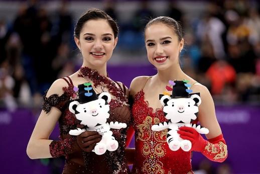 Слёзы – Медведевой. Золото – Загитовой. Они просто лучшие