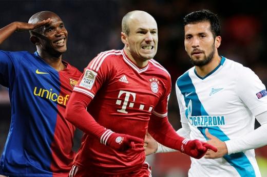 10 игроков, которые раскрылись после ухода из «Реала»