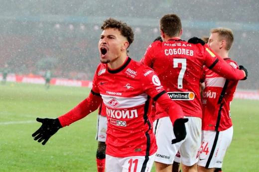 «Спартак» забил шесть, вернув старую схему! У Промеса первый гол после возвращения