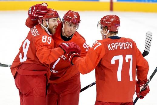 Сборная России – команда уровня НХЛ. Тренер американцев бредит?