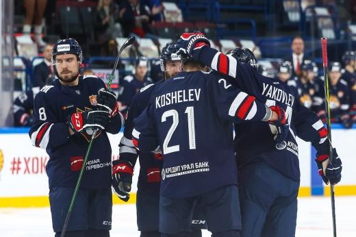 «Сибирь» — «Металлург». Магнитогорцы останутся самым результативным клубом КХЛ