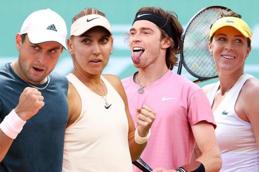 У России точно будет медаль в теннисе! Наши дуэты дружно вышли в полуфиналы Олимпиады