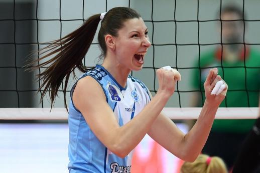 Королёва: сборной России по волейболу надо улучшать все элементы игры