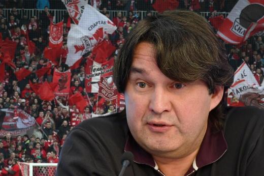 Газизов назначен гендиректором Спартака, интервью с Федуном