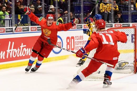 Карьерная история игрока сборной России по хоккею Ивана Морозова