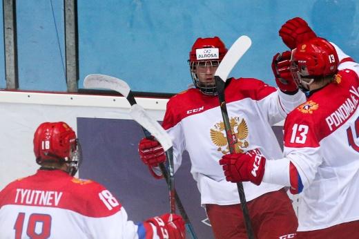 Молодёжная сборная России стартовала на Sochi Hockey Open, интервью с Игорем Ларионовым