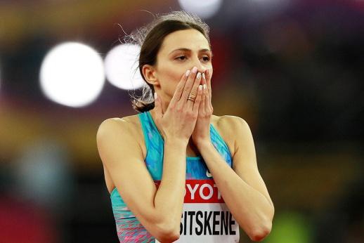 Лучшая легкоатлетка мира признала допинг в России. Что будет дальше?