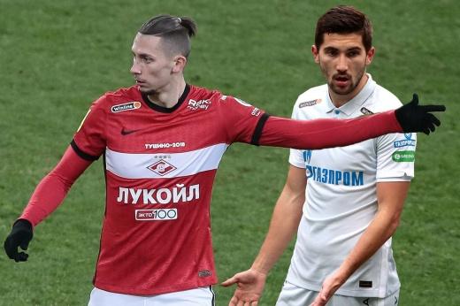 Кутепов стал форвардом, а Сутормин – защитником. Удивительные перевоплощения сезона в РПЛ