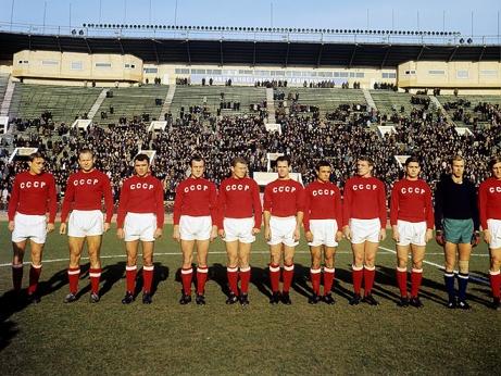Что за медали завоевала сборная СССР на ЧМ-1966 по футболу?