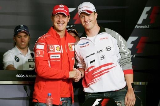 Гран-при Сан-Марино-2003: победа Михаэля Шумахера в день смерти матери