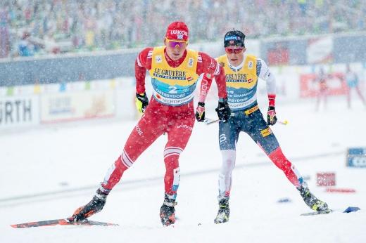 Лыжные гонки, Кубок мира 2020-2021, марафон, 50 км (мужчины), онлайн-трансляция 14 марта 2021: Большунов против Клебо
