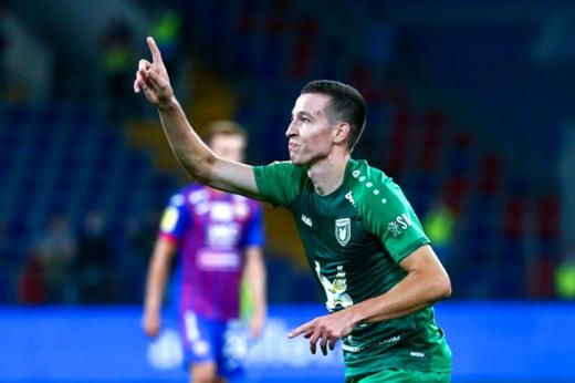 До ЦСКА не дошёл – зато забил супергол Акинфееву на 90+2-й. Макаров – новая пушка РПЛ