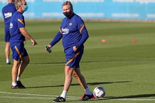 «Барселона» — мечта Кумана. Но его уже подставили