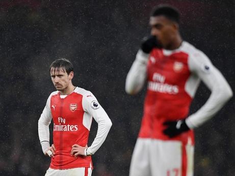 Время, назад! «Арсенал» — четвёртый, Роналду и Месси нет равных