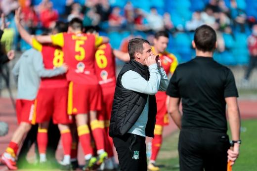 Гончаренко начал в «Краснодаре» с поражения. Клуб Галицкого пролетает мимо Европы?