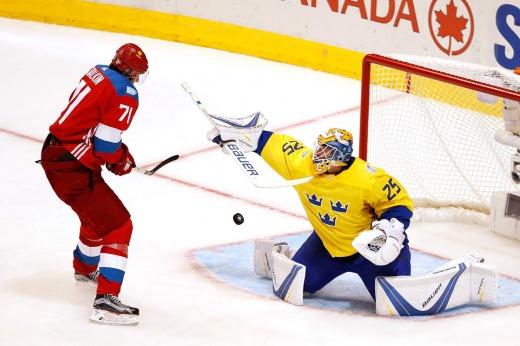 Нестабильные голкиперы и звёздная защита. Каким будет состав сборной Швеции на Олимпиаде