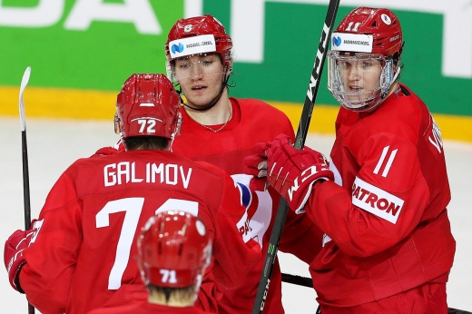Наши могут лишить одного из фаворитов ЧМ шансов на плей-офф! Россия – Швеция. LIVE