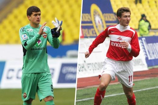 Самые молодые дебютанты чемпионата России. Пиняева нет даже в восьмёрке