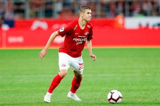 20-летний Ломовицкий в основе «Спартака». Что об этом надо знать