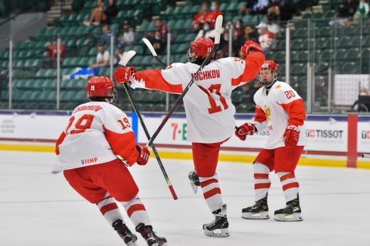 Русские и канадцы начали финал ЮЧМ с шикарных голов! Бросали по девяткам, как звёзды НХЛ