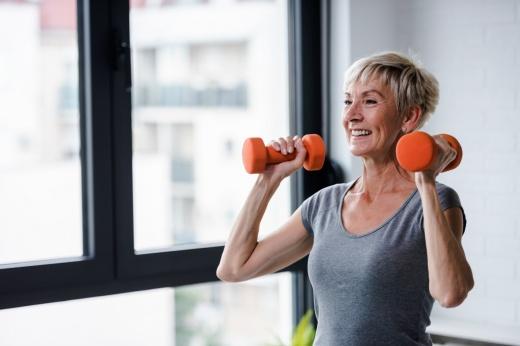 Как правильно тренироваться в пожилом возрасте?