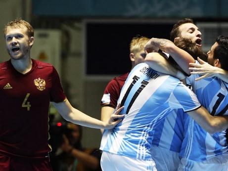 Чемпионат мира по мини-футболу. Как Россия проиграла и этот финал