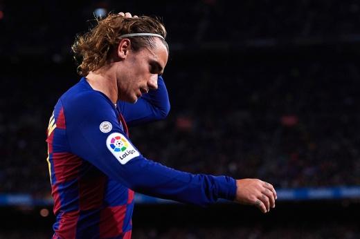 Потратить 120 млн, чтобы получить головную боль. «Барселона» не находит места Гризманну