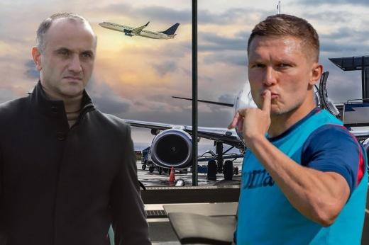 «За мной гнались пять человек...» За что избили российского футболиста в Ереване