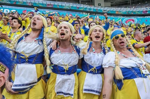 «Ответственность за это несут власти России». Шведы и финны заразились на Евро в Питере
