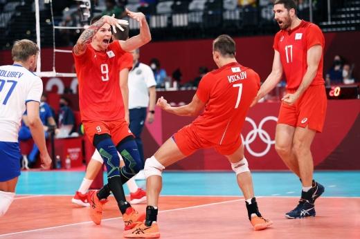 Без шансов для Бразилии! Сборная России по волейболу лихо обыграла олимпийских чемпионов