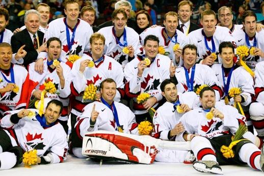 Сборная Канады-2002: золото Олимпиады после 50 лет неудач