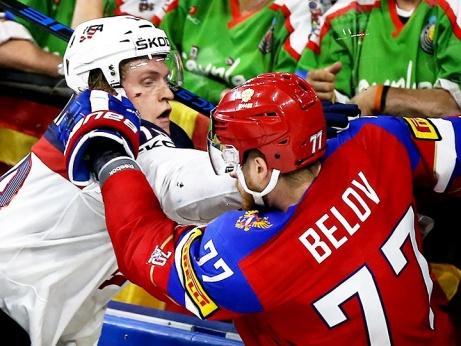 Россия – США и ещё 4 лучших матча на групповом этапе ЧМ