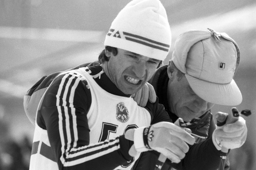Советские лыжники героически победили норвежцев на ЧМ-1982. Но проигравшим вручили золото