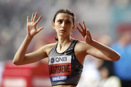 Ласицкене одержала первую победу после травмы. Но шансы на медаль Олимпиады минимальны?