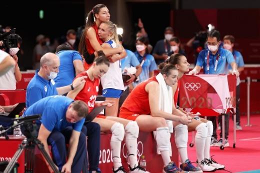 Россия зарубилась с Бразилией в волейболе. Фавориту Олимпиады давно не было так трудно!