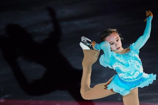 «Спасибо Этери Георгиевне!» Что не так с чудо-прыжком 12-летней фигуристки Плющенко?