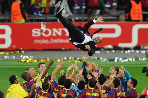 Как родилась главная команда последних 10 лет — «Барселона» Гвардиолы