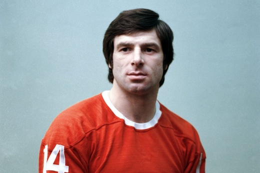A genius who fell in love with his game.  40 years without Valery Kharlamov