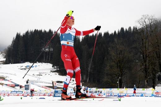 Большунов ещё может стать королём лыж. Но для этого нужно пожертвовать медалью в эстафете