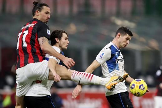 «Милан» отлетел от «Аталанты» без вариантов. Есть причина, почему Миранчук не играл