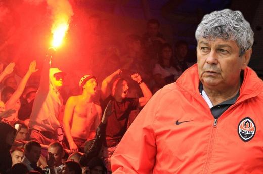 «Вы клоуны?» Киевские фанаты в гневе от назначения Луческу в «Динамо»