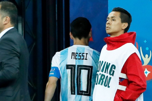 Сборная Аргентины – это не Месси. Это Тальяфико