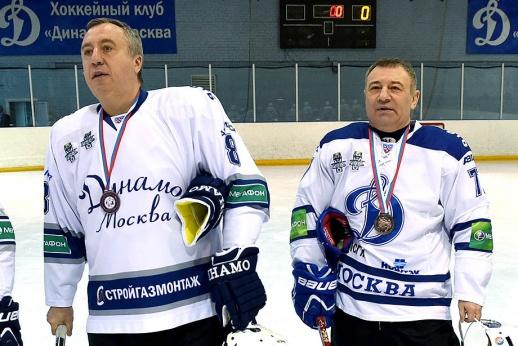 Ротенберг и Сафронов вернутся в «Динамо»?