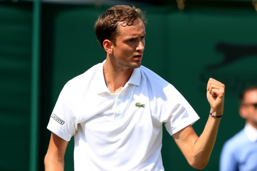Даниил Медведев – в полуфинале US Open! Никому из соперников он не отдал ни сета