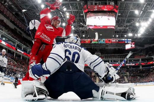 «Динамо» сыграло в поддавки, чтобы попасть на «Спартак»? Пары плей-офф КХЛ на Западе