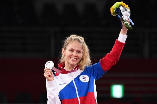 А могла бы стать гимнасткой! Как россиянка Татьяна Минина завоевала медаль в тхэквондо