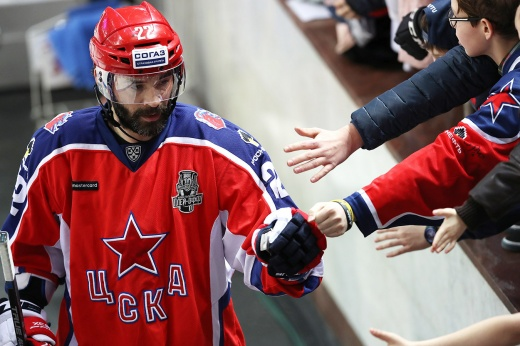 Попов остаётся в ЦСКА. Почему «армейцы» держатся за 39-летнего ветерана?